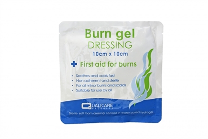 Picture of Burn Gel Dressing 10x10cm